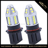 1156 BA15S 1157 BAY15D H1 H3 H4 H7 H11 T10 9005 HB3 9006 HB4 Auto Car LED Lamps Tail Brake Headlight Fog Turn Signal Bulbs