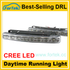 best quality New auto led drl for honda jazz forled drl for toyota rav4 forsequential drl