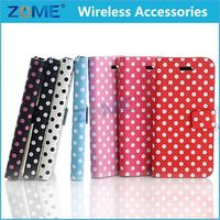 Cell Phone Accessories Case china for Iphone 5 Luxury Color Matching Mobile Phone Leather Case