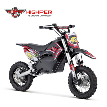 1200W 48V Brushless Kids Mini Electric Motorcycle, Electric Motorbike (HP110EB)