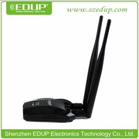 EDUP EP-MS8515GS 150Mbps Wlan High Power 5000mw Wifi USB Adapter With External Antenna