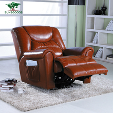 High Quality Electric Recliner Sofa Leather Recliner Sofa