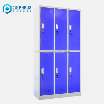 Elegant heavy duty ABS plastic lockers in China supplier