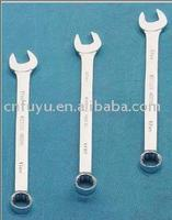 high quality and low price double offset ring spanner