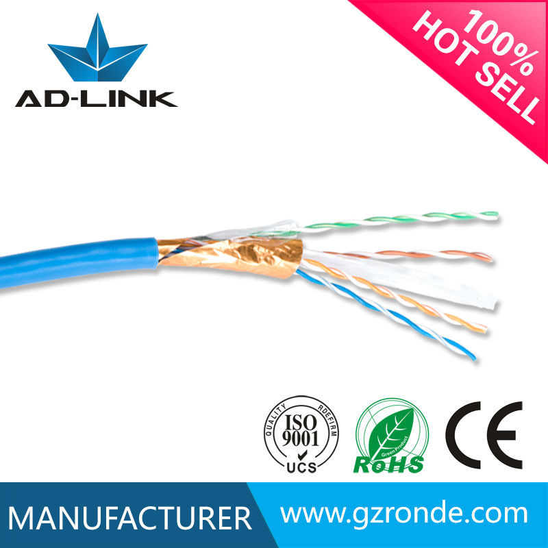 STP cat6 lan cable cabo