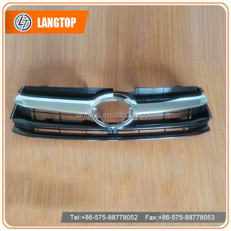 High quality front bumper grille 53101-0E200 for Japan highlander auto car parts