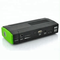 12v portable car booster 13800mah battery jump starter