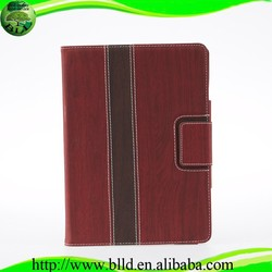 Factory In stock leather flip case for Ipad 2 3 4 5 6