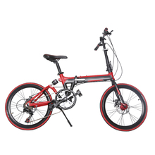 SY-221 Poerable Portable 22 Inch Fat Tire 7 Speed Sport Bike Bicycle For Adults And Student