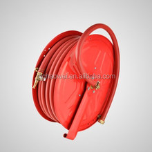 security PVC lining fire hose reel