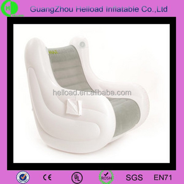 rocking inflatable chair sofa
