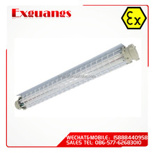 2*36W Explosion Proof Front Access Fluorescent explosion-proof light fitting(IP65 IIB IIC)