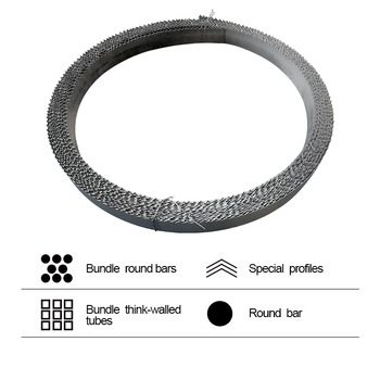 M42 Bimetal cutter blade BandSaw Blade for steel Cutting