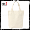 Good quality colorful cotton canvas tote shopping bag with logo