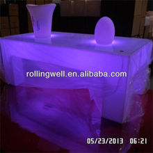 leisure table/led modern furniture/furniture modern dining table