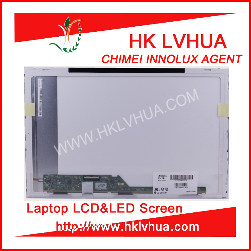 cheapest brand new laptops LP156WH4-TLD2 for sony vaio 15.6 lvds 40pin lcd screen WLED backlight