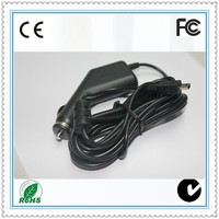 High quality cable car charger 9v 1 amp for mobile phone with 1.2m length line