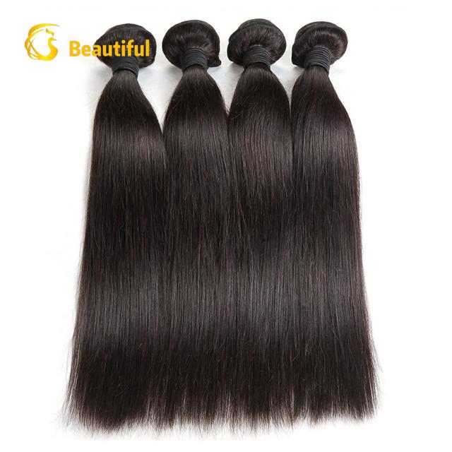 Cheap kinky straight hair extension virgin afro kinky human hair weave