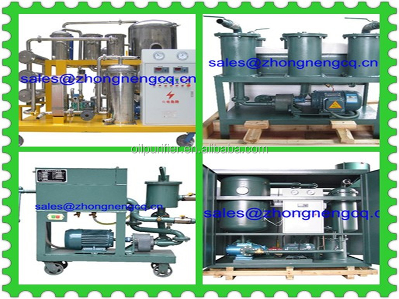 Engine Oil Recycling/Purifier/Filter Machine