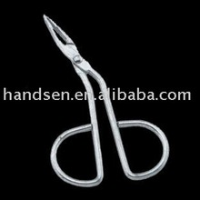 scissors style tweezers for eyebrows TA1560