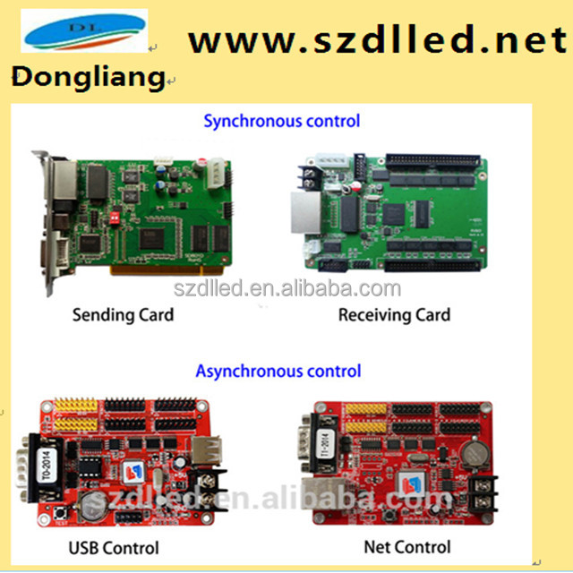 LINSN RV908 control card | Full Color linsn RV908 LED Display receiving Card Synchronous LED Video Screen Controller System