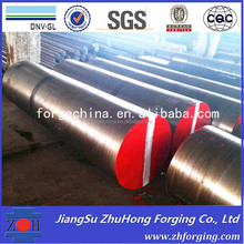 Forged steel 1.2344 alloy steel Forged round bars