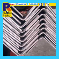 best selling large stock 316 stainless steel angles bar