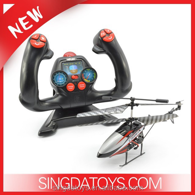 New Arrived!MJX T31/T631 3CH RC Gyro Helicopter With Console