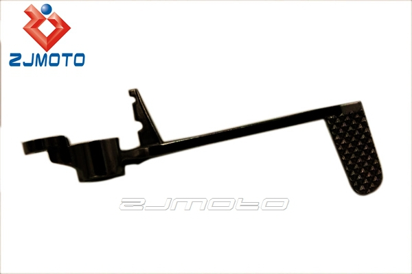 Motorcycle Black Folding Brake Shift Pedal Foot Lever Fit YZF R6 YZFR6 2006- 2010 ZJMOTO