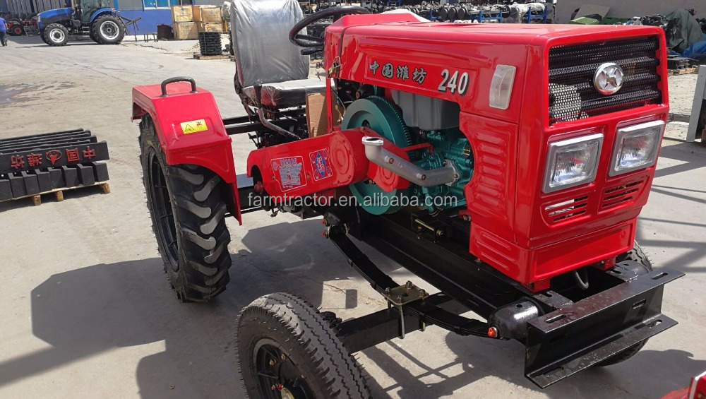 Hgh qualitySmall Tractor with implement made in china