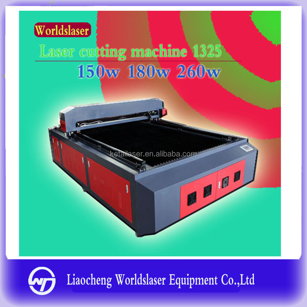 Middle year Activity 1325 CO2 Laser cutting engraving machine for wood/plastic/MDF/acrylic/<strong>paper</strong>/stone