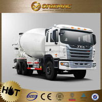 JAC 16 cubic meters concrete mixer specifications
