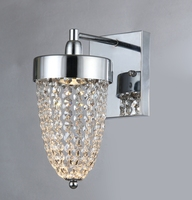 Cheap Price Simple Crystal Modern Wall Lamp