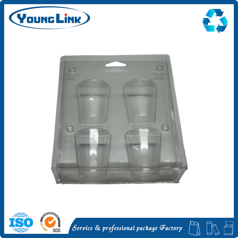 custom packing recycled large hard cheap corrugated pp printing plastic tray