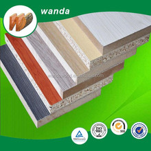 high quality popular white melamine particle board for furniture