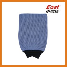 China BSCI microfiber car cleaning glove
