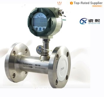 Why To Order The CiXi Digital Water Turbine Flow Meter
