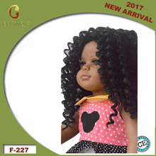 Black skin tone Wholesale 18 inch American Girl Dolls