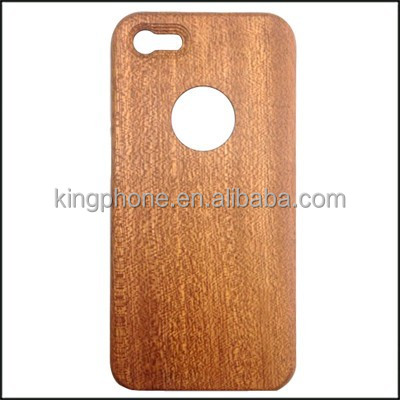 Real wood for iphone 5c mobile phone case, wholesale in alibaba wooden case