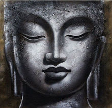 2015 Latest High quality Buddha Canvas Painting for Wholesale from china