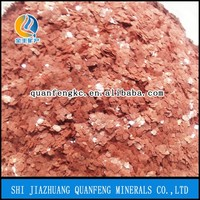 factory chiness hot sale pure natural good quallity white mica