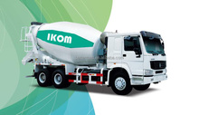 Sinotruck Howo 6x4 high quality concrete mixer truck 10m3