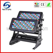 water effect 580w outdoor dmx rgbw high power led light stage