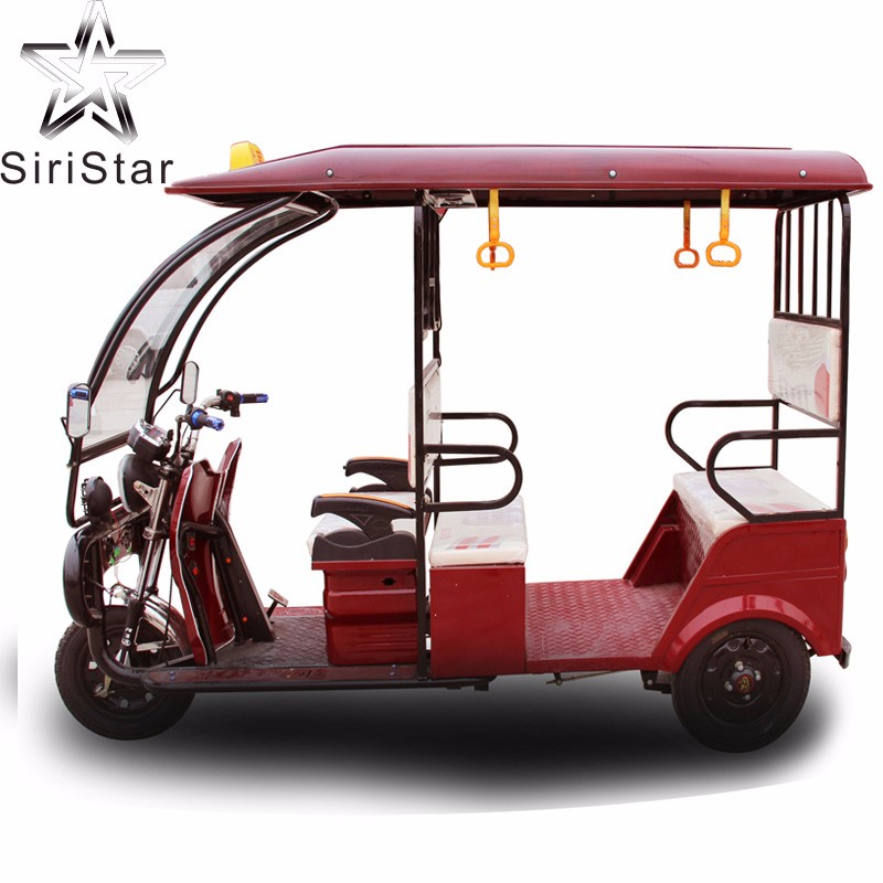 Electric Passenger 3 Wheel Motorized Tricycles For Sale Venus-SRAKA9