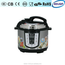 Big commercial electric pressure rice cooker, electric cooker for house use