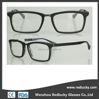 OEM logo service nice eyeglasses optical frame