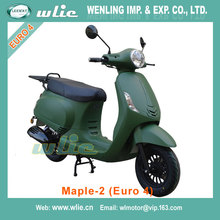 Epa/dot scooter epa gasoline motorcycle eec dot Euro4 Euro 4 EEC COC Scooter Maple-2 (50cc, 125cc)