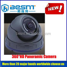 Home Security System 360 degree View Angle Video Indoor Camera 180 degree panoramic camera (BS-S360D)