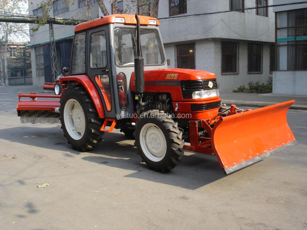 AOYE 404 china cheap farm tractor 2017 with front end loader