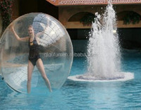 Customize Inflatable Water Walking Ball/ Human Bubble Ball for sale